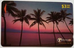 32FJB Sunset $3 - Fiji