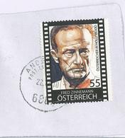 Film Fred Zinnemann Andelsbuch Hollywood Briefstück - 2011-... Covers
