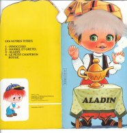 B1963 - ALADIN Ed.Beascoa 1986/LIBRO ILLUSTRATO BAMBINI - Books, Magazines, Comics