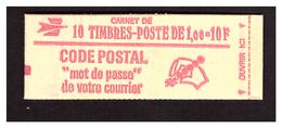 Marianne De Bequet Carnet N° 1892 C2a - Markenheftchen