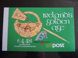 Irlande 1989 - Carnet C686 Anniversaires Des 3 Apotres En Franconie, Logo Philexfrance - Libretti
