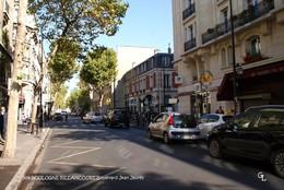 Boulogne Billancourt (92)- Boulevard Jean Jaurès (Edition à Tirage Limité) - Boulogne Billancourt