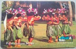 07FJC Fijian Culture $5 - Fiji