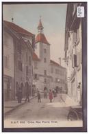 DISTRICT D'ORBE - ORBE - RUE PIERRE VIRET - TB - VD Vaud