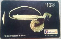 06FJD Fjii History $10 - Fiji