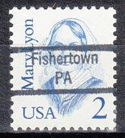 USA Precancel Vorausentwertung Preo, Locals Pennsylvania, Fishertown 843 - Vereinigte Staaten