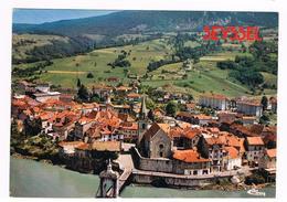 CP 74 Haute Savoie - Seyssel Vue Aérienne 1975 - Seyssel