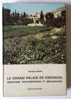 RAISON JACQUES LE GRAND PALAIS DE KNOSSOS  ROMA  ED. ATENEO 1969 - Livres, BD, Revues