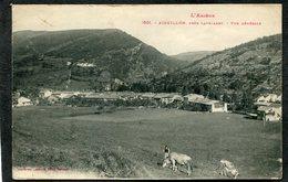 CPA - L'ARIEGE - AIGUILLON Près Lavelanet - Vue Générale - Autres Communes