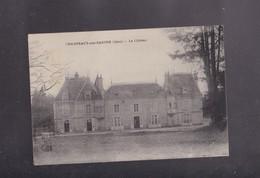 61 ORNE , CHAMPEAUX SUR SARTHE , Le Château - France