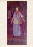 Palermo - RARO Santino Cartolina D. FILIPPO LOPEZ Y ROYO Arcivescovo Di Palermo E Monreale - HCP-29 - Religione & Esoterismo