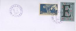 Lencloitre Vienne Nicolas Rolin Guisone De Salins Hostel Dieu Beaune 1443 Ecole Etienne (Briefstück) - France