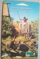 07FJB Fiji Culture $3 - Fiji