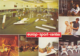 Wien XVIII - Bernd Zimmermann's Europ Sport Center , Kreuzgasse 18 - Sonstige