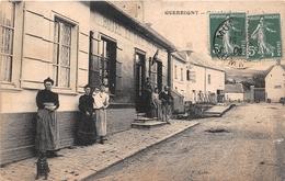 ¤¤  -  GUERBIGNY   -   Grande Rue  -  Hôtel Et Café De L'Avre    -  ¤¤ - Frankreich