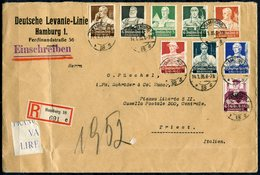 1935-ALLEMAGNE-RARE  CPL.SET ON COVER-LUXE ! - Allemagne