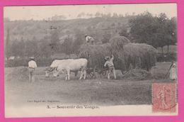88 - LA VIE AUX CHAMPS , Récolte Des Foins , CP N° 3 - Non Classés