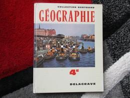 """Géographie """"L'Europe Et L'Union Soviétique"""" 4e (H. Jeanblanc / E. Verdier) éditions Delagrave De 1968 - Books, Magazines, Comics"""
