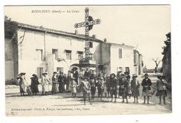 GARD  /  RODILHIEN  ( RODILHAN ) /  LA  CROIX  ( Jour De Fête ) /  Edit.  LEGRAND , Cliché A. FARGE - France