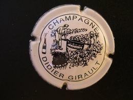 *  Capsule De Champagne  GIRAULT Didier N°1 * - Unclassified