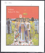 Luxemburg, Exlibris Für Robert H. Ries (EL.162) - Ex Libris
