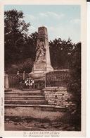 62 ANZIN SAINT AUBIN -- Le Monument Aux Morts  N° 23 - Autres Communes
