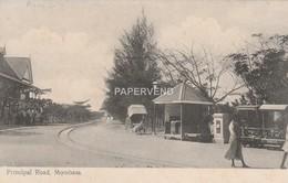 Kenya  BEA  MOMBASA  Principal Road   Ky583 - Kenya