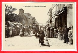 50 - PORT BAIL -- La Rue Principale - France