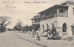 Kenya  BEA  MOMBASA  McDonald Terrace    Ky584 - Kenya