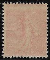 Semeuse   N° 129  **  Impression Recto Verso - 1903-60 Semeuse Lignée