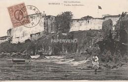 Kenya  BEA  MOMBASA Old Fortifications     Ky587 - Kenya