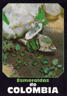 1 AK Kolumbien * Kolumbianische Smaragde - Esmeraldas * - Colombia