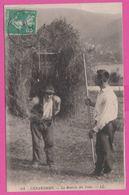 88 - PETIT METIER , PORTEURS , La Rentrée Des Foins à Gerardmer - Non Classés
