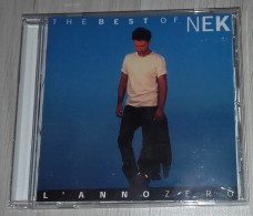 NEK – THE BEST OF NEK – L'ANNO ZERO - Ottime Condizioni - Music & Instruments