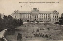 14 CAEN  Ecole Normale D'Instituteurs - Hôpital Auxiliaire N°102 - Caen