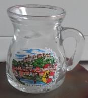 Mini Brocca Da Collezione Salisburgo - Austria - Vasellame, Bicchieri E Posate