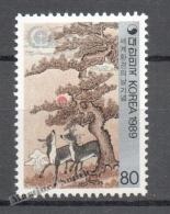 South Korea 1989 Yvert 1437 - World Day Of Environment  - MNH - Korea, South