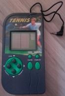 CONSOLE VIDEO GAME TENNIS – SCHERMO LCD - VINTAGE – OTTIME CONDIZIONI - Spelconsoles