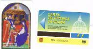 VATICANO-VATICAN-VATICAN CITY  CAT. C&C      6102 - ADORAZIONE DEI MAGI . BIBLIOTECA APOSTOLICA VATICANA - Vatican