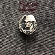Badge (Pin) ZN006832 - Military (Army) Yugoslavia JNA - Militaria