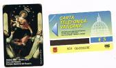 VATICANO-VATICAN-VATICAN CITY  CAT. C&C   6106 - OTTOBRE 2002 .OTTOBRE 2003. ANNO DEL ROSARIO.MADONNA DEL ROSARIO.POMPEI - Vatican