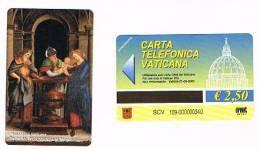 VATICANO-VATICAN-VATICAN CITY  CAT. C&C   6109 - RAFFAELLO.PRESENTAZIONE AL TEMPIO - Vatican
