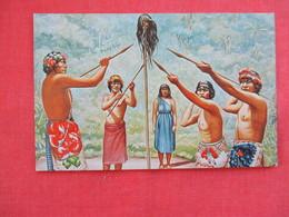 Indios Shruken Head Dance  Ecuador    Ref 2923 - Ecuador