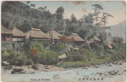 Cpa,japon,japan,view Of Hakone,ville Située Dans La Préfecture De Kanagawa,à Ashigarashimo Rare - Hiroshima