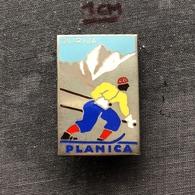 Badge (Pin) ZN006773 - Skiing / Ski Jumping Yugoslavia Slovenia Planica Ilirija - Winter Sports