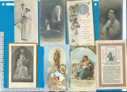 Holycard    Multi   8 Pieces - Devotion Images