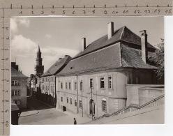 Opole - Ulica Maly Rynek. Na Pierwszym Planie. Muzeum Slaska Opolskiego - Pologne
