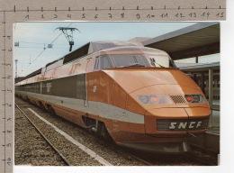 Train à Grande Vitesse (TGV) De La SNCF - Trains