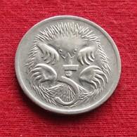 Australia 5 Cents 1971 KM# 64  Australie Australien - Others