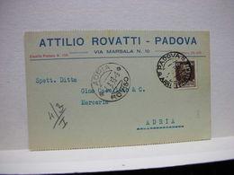 PADOVA ---   ATTILIO ROVATTI - Padova (Padua)